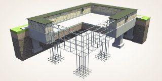 Проектирование оснований и фундаментов зданий
