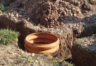 Дренаж участка на глинистых почвах в Санкт-Петербурге