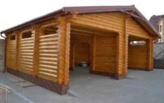 Ремонт и отделка гаража в Санкт-Петербурге