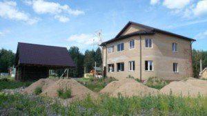 Строительство загородных домов в Санкт-Петербурге