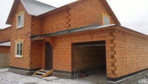 Строительство домов с гаражом в Санкт-Петербурге
