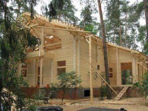 Строительство малоэтажных домов в Санкт-Петербурге