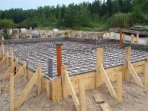 Cтроительство монолитных фундаментов в Санкт-Петербурге