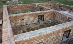 Строительство дома от фундамента до крыши в Санкт-Петербурге