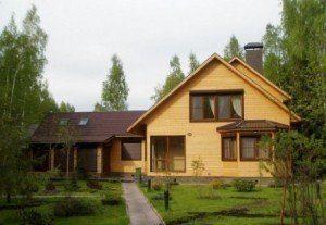 Сколько стоит построить дом в Санкт-Петербурге