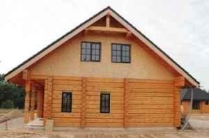 Построить дом из дерева в Санкт-Петербурге