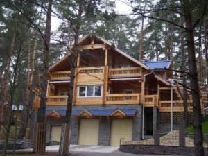 Строительство финского дома под ключ в Санкт-Петербурге