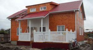 Строительство домов с отделкой под ключ в Санкт-Петербурге