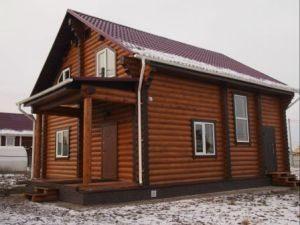 Готовые дома под ключ в Санкт-Петербурге
