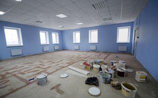 Ремонт помещений в Санкт-Петербурге под ключ