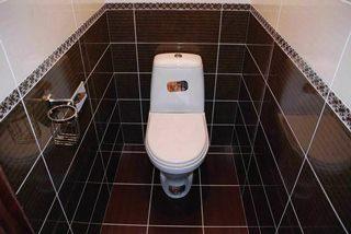 Ремонт туалета под ключ в Санкт-Петербурге