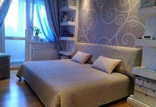 Ремонт спальни 11 кв.м в Санкт-Петербурге