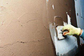 Фото процесса Штукатурка стен в Санкт-Петербурге
