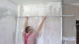 Выравнивание стен в Санкт-Петербурге