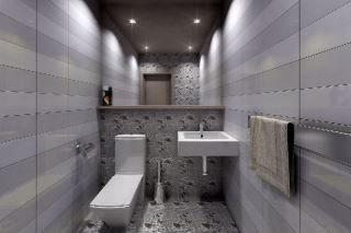 Евроремонт туалета в Санкт-Петербурге