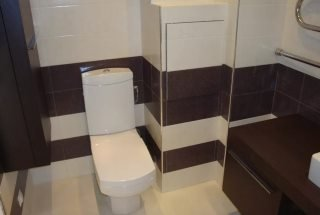 Фото Евроремонт туалета в Санкт-Петербурге