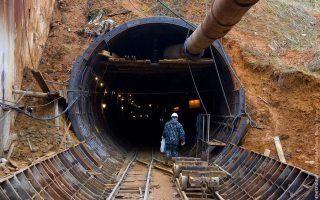 строительство подземных зданий и сооружений