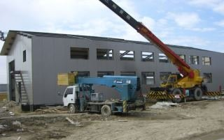 Строительство складов в Санкт-Петербурге
