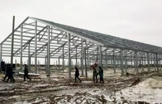 Строительство курятников в Санкт-Петербурге